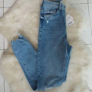 Zara Jeans - ZARA High Rise Skinny